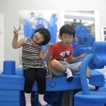 大阪南港【室内遊園地 ATCあそびマーレ】で子供は大満足