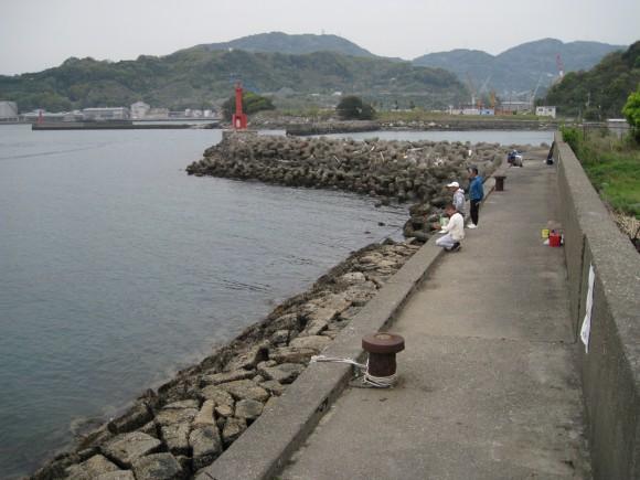 下津港の様子(2)