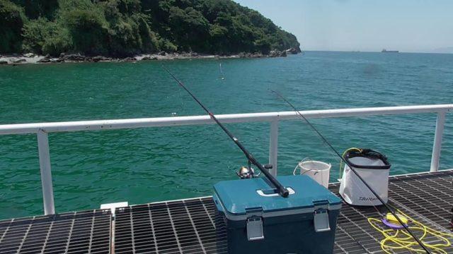ヌカ切りと紀州釣り