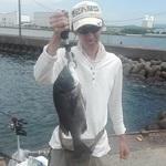 泉佐野食コン和歌山側ドラムでチヌの紀州釣り