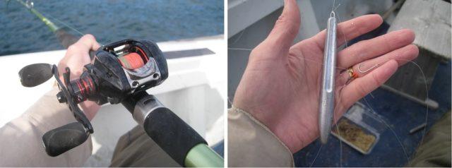 管理人のイシダイ釣りのタックルと仕掛け
