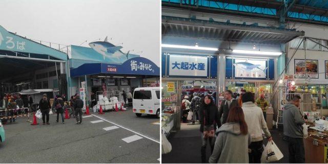 大起水産 鮮魚流通センター【街のみなと】