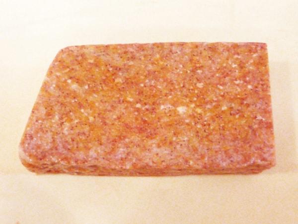 中国産アミエビの冷凍ブロック