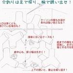 【穴釣りマスター】への道 3箇条の基本的心得とは!?
