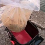 チヌ紀州釣りのヌカでバッカンを汚さずに使用する方法