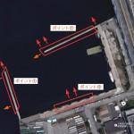 【釣り場ガイド】大阪南港フェリーターミナル 南港大橋下の波止