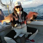 【2020年の初釣り】冬の淡路島で真鯛釣りも激渋