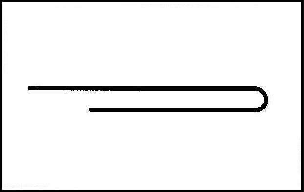 ハリスチチワの結び方【チチワ結び】(1)