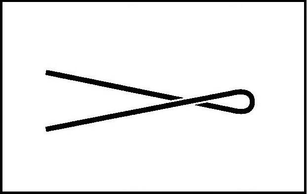 砂ズリ(二本ヨリ糸)の作り方(1)