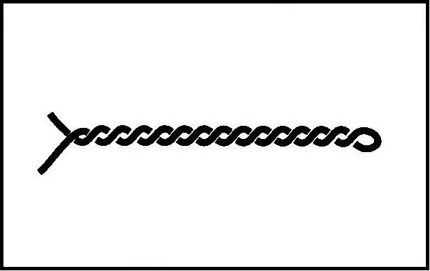砂ズリ(二本ヨリ糸)の作り方(3)