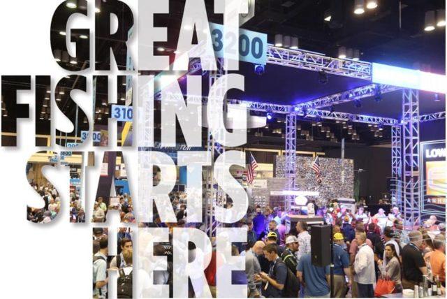 ICAST(世界最大のフィッシングショー)