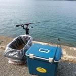 紀州釣りのタックルと便利グッズ
