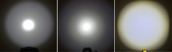 ヘッドライトの光の品質