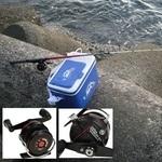 【極めリール】穴釣りには小型の両軸リールがおすすめ