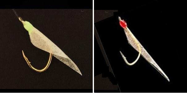 魚皮の擬餌針