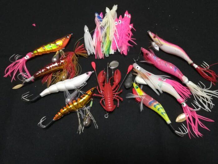 釣れるタコエギの選び方と安いタコエギの使い方